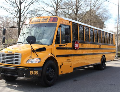 Type C 72 Passenger School Bus